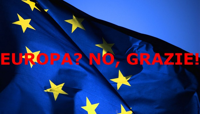 Europa No grazie