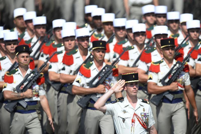 legione straniera